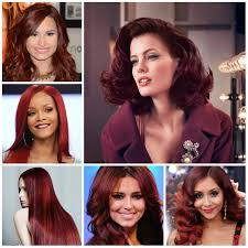10 most populat hair colors for women