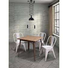 iron dining chair dining room metal and fabric dining chairs with chair also black