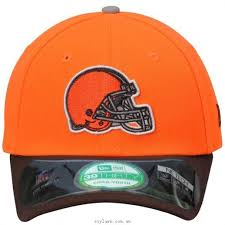 Raiders Thanksgiving Hat New Era Cleveland Browns Orange Youth Thanksgiving On Field