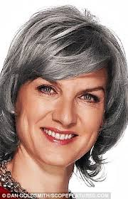 as miriam o u0027reilly says fiona bruce is right about going grey