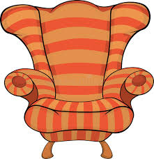 Clipart Armchair Old Armchair Royalty Free Stock Image Image 29499066