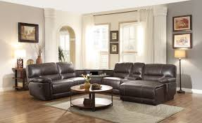 Reclining Leather Sectional Sofas by Fancy Leather Sectional Sofa With Power Recliner 70 For Curved