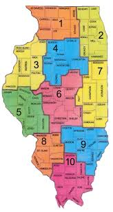 Shelby Farms Map Isaa District Map U2013 Illinois Auctioneers Association