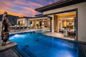 Property Brothers Las Vegas Home by Regency At Summerlin Active 55 Communities Continue To