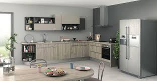 cuisine couleur bois cuisine beige mur taupe avec cuisine couleur taupe idees et cuisine