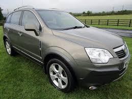 2007 vauxhall antara 2 0 cdti se turbo diesel automatic 12