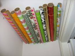 raunchy wrapping paper roundup gift wrap storage solutions apartment therapy