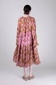 yvonne s hippy knee length dress garmentory