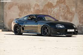 custom toyota supra twin turbo wide swedish beast stancenation form u003e function