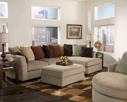 living room brown living room decorating ideas with sectional couches in small