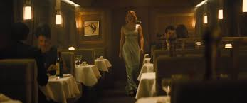 grabs from the new trailer for latest james bond film called
