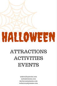 halloween city logan ut utah halloween events pumpkin patches corn mazes haunted houses