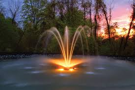 what is low voltage lighting fountain glo low voltage led fountain lights otterbine