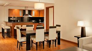 serviced apartments suites dubai grosvenor house guests can also choose between a closed or open fully equipped modern kitchen and