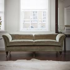 pompadour low back sofa luxury sofa beaumont u0026 fletcher