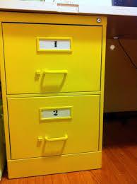 Yellow Filing Cabinet Uk Wonderful Yellow Metal Filing Cabinet With File Cabinet Planter