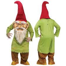 Lawn Gnome Halloween Costume Evil Gnome Halloween Costume