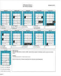 h b woodlawn stratford 2017 18 calendar stratford