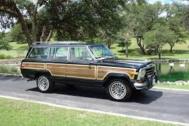 old jeep grand wagoneer cars for the classic and adventurous quintessence