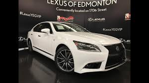 lexus of cerritos pre owned 2017 lexus ls 460 awd f sport review youtube