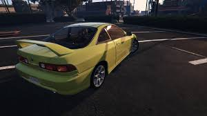 honda integra jdm acura integra jdm stock gta5 mods com