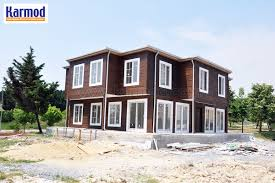 Modular A Frame Homes Mobile Homes Nigeria Affordable Prefab Housing Karmod