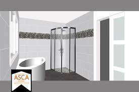 frise faience cuisine carrelage frise salle de bain viralss
