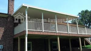 Awning Kits Aluminum Awnings Direct Custom Patio Deck Cover Kits Shipped