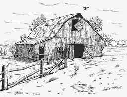 abandoned barn by crosshatcher on deviantart