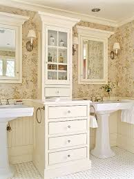 How To Get A Vanity Number How To Get Two Sinks And Storage In A Small Bathroom For The