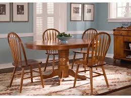 liberty furniture bar and game room 5 piece round table set 10 cd