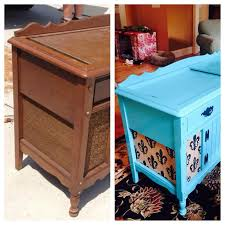Upcycled Stereo Cabinet New Life To An Old Record Player Stereo Cabinet Hometalk
