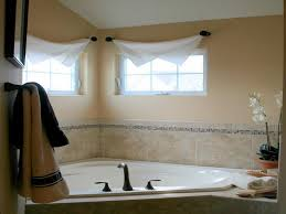 ideas for bathroom window treatments small window treatment ideas bathroom curtain gallery images