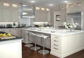 Modern Cherry Kitchen Cabinets Ikea Kitchen Cabinets White Shaker Bishop Inset Contemporary