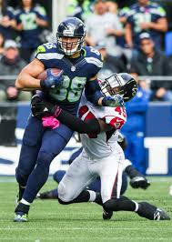 photos seahawks hold on to beat falcons at home the seattle times