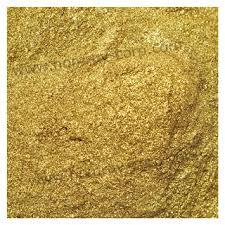 600mesh pale gold spraying powder metallic paint epoxy