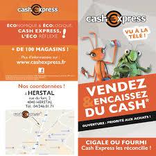 Horaire Electro Depot St Etienne by Herstal Magasin Cash Express