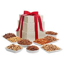 edible gifts delivered fruit nut gift basket towers costco