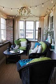 enclosed porch ideas for modern and traditional theme houses