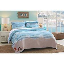 Fish Themed Comforters Seaside Bedding Ebay