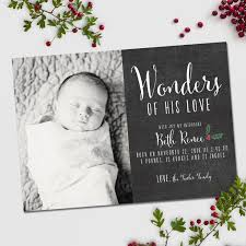 the 25 best christmas birth announcements ideas on pinterest