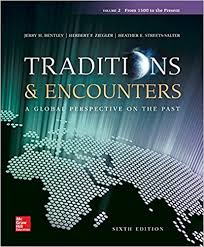 traditions encounters a global perspective on the