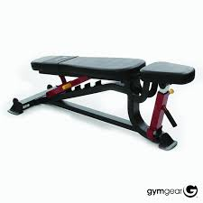 Life Fitness Multi Adjustable Bench Bench Commercial Adjustable Bench Revolution Commercial Jab