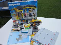 bureau playmobil trouvailles du dimanche