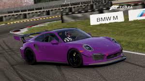 porsche purple forza motorsport 6 color creation database constant work in