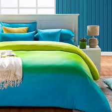 turquoise blue full and queen comforter cover and sheet