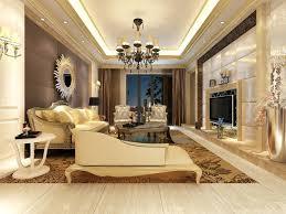 European Interior Design Style Living Room Backdrop Decoration Interior Design European
