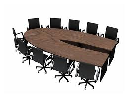 U Shaped Conference Table Dimensions Custom Office Furniture Boardroom Tables