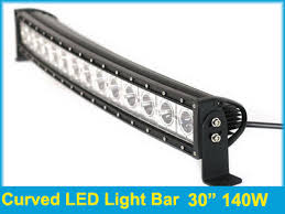 30 inch led light bar single row 30inch 140w cree curved led light bar guangzhou leiyadi
