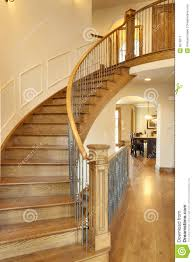 Radius Stairs by Best Curved Staircase Pictures 7844